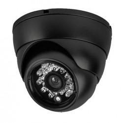 Caméra Mini-dôme Infrarouge à 20m IP66 (800 lignes)