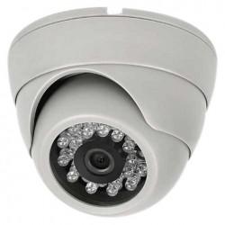 Caméra antivandale Mini-Dôme IR