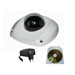 Caméra IP dôme 2 Mégapixels  Technologie PoE