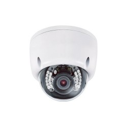 Caméra IP mini-dôme Infrarouge Varifocale