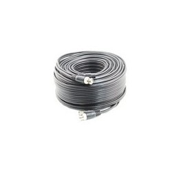 Câble Noir KX6 DualHaute performance - 20m