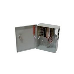 Armoire d'alimentation 24 volts - 4 sorties - 5Ampères