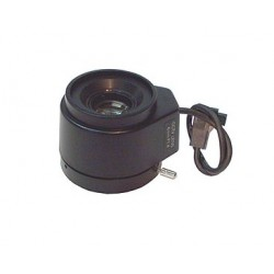 Focale auto iris 2.8 mm avec angle de vue de 95.6°