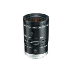 Objectif à focale réglable (4,5 - 14 mm) - angle de vision 118 °- 34 °