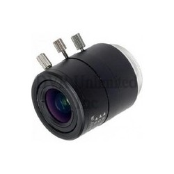 Focale Variable 2.8 - 12 mm (angle de vision 22,1° / 95,6°)