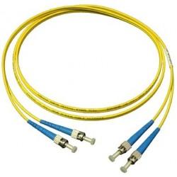 Câble fibre optique ST/ST (1mètres)