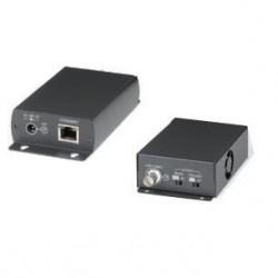 Transmetteur POE via Coaxial