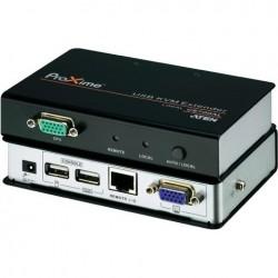 Rallonge KVM USB/VGA 100m