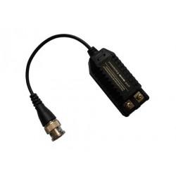 Isolateur boucle avec connecteur BNC mâle
