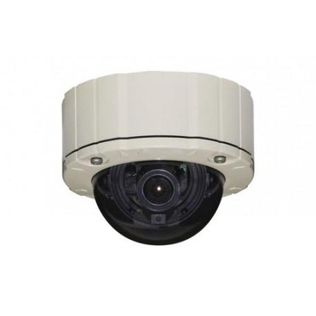 Caméra mini-dôme antivandales