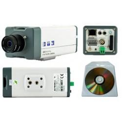 Caméra IP 2 Mégapixels avec port SD