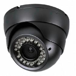 Caméra Mini-dôme antivandale (1000 lignes)