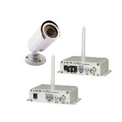Caméra sans fil Transmission 250 mètres