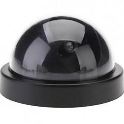 Camera factice - Mini dôme - Equipée LED