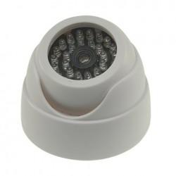 Faux Mini - Dôme Equipée d'un LED - alimenter par piles AA