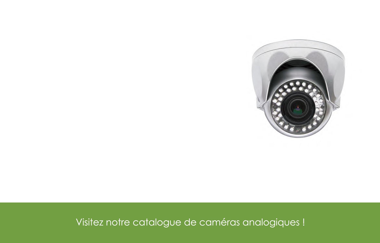Caméras Analogiques